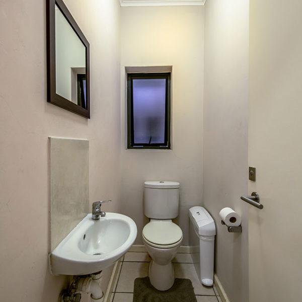 Stellenbosch Student Communal Bathroom