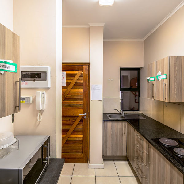 Stellenbosch University Student Communal Kitchen
