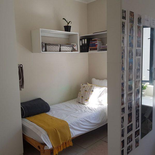 Nooitgedacht A Shared Dorm Room